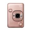 Kép 1/10 - Fujifilm instax mini liplay hibrid fenykepezogep blush gold instaxshop 02