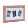 Kép 3/7 - Fujifilm Instax Mini natúr fa képkeret ( 3db fotó)