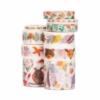 Kép 1/5 - Washi tape öntapadós dekorszalag szett - Erdei állatkák