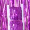 Kép 1/3 - Glitteres party fuggony fotohatter lila instaxshop webaruhaz 01