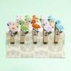 Kép 2/3 - Flamingó mintás Instax dekor csipesz
