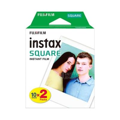 Fujifilm Instax Square Color Glossy film – 2×10 db / csomag