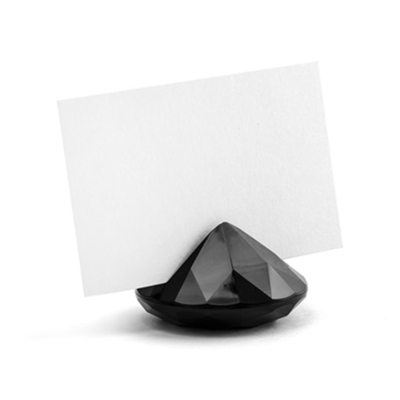 Instax Asztali Képtartó – Gyémánt - Fekete
