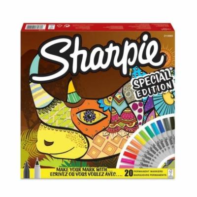Sharpie Orrszarvú vegyes filctoll készlet (20 db) (Ultrafine + Fine)