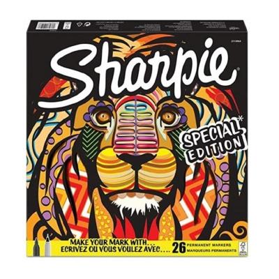 Sharpie Vegyes Színes Permanent Marker filctoll készlet (26db)