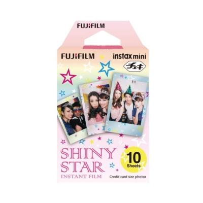 Fujifilm Instax Mini Shiny Star film