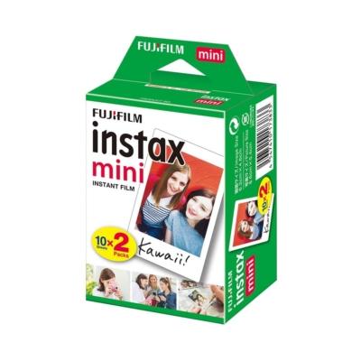 Fujifilm instax mini color glossy film