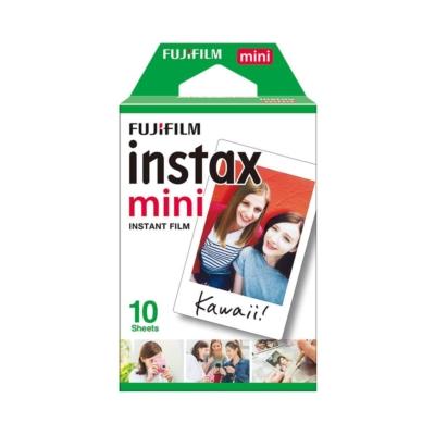 Fujifilm instax mini color glossy film 10