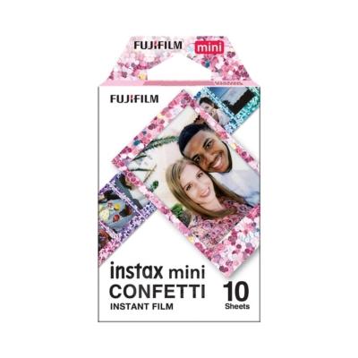 Fujifilm instax mini confetti film instaxshop 01