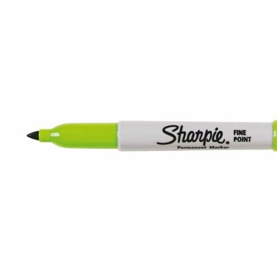 Sharpie fine színes alkoholos marker filc instax 06