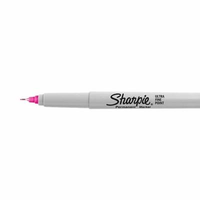 Sharpie ultra fine színes alkoholos filctoll vilagos pink