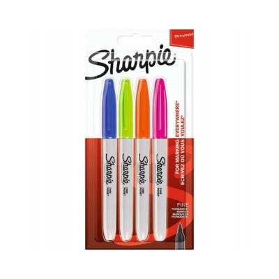 Sharpie fine point filctoll készlet (4db)