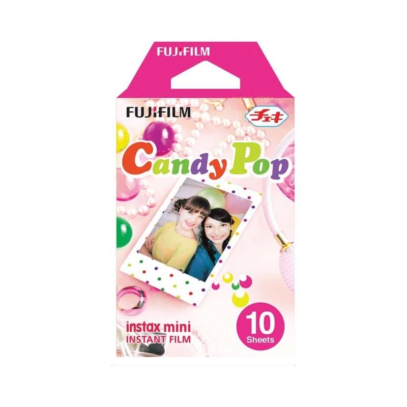 Fujifilm Instax Mini Candy Pop film