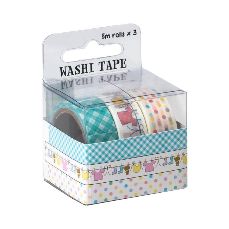 Fujifilm Instax Washi Tape BABY szett