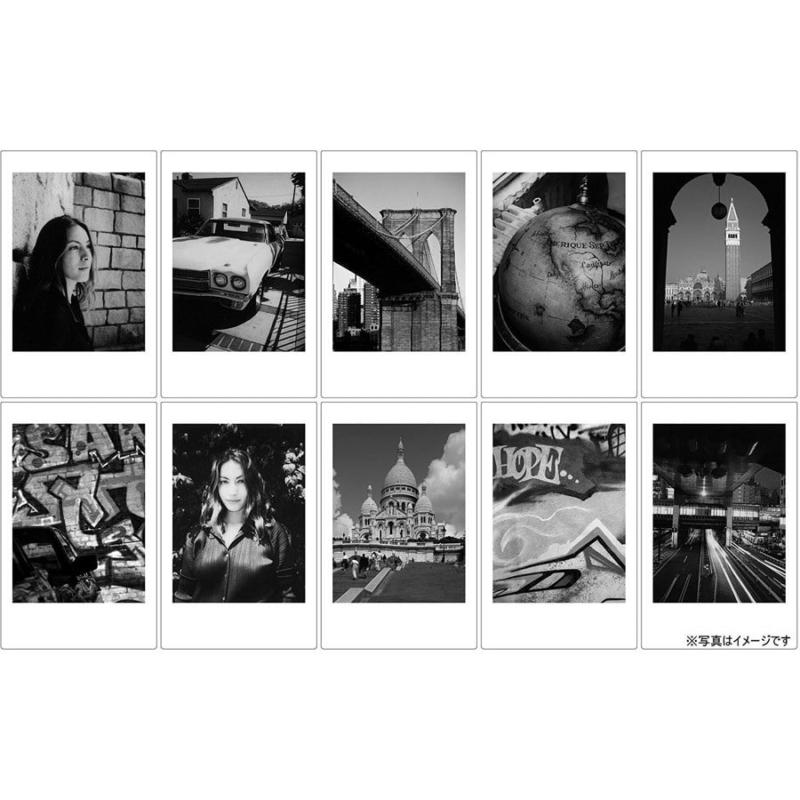 Fujifilm Instax Mini Monochrome film