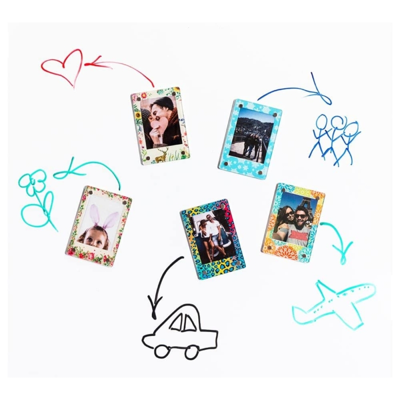 Caiul magnetic photo frame composit 02