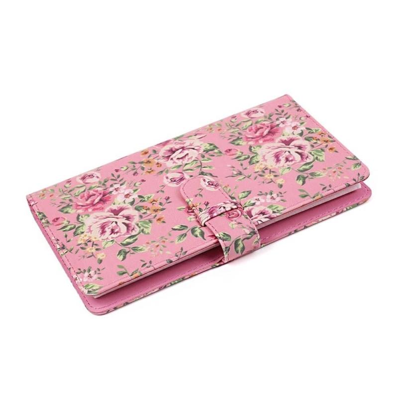 Caiul instax pocket album vintage rose pink instaxshop hu 01