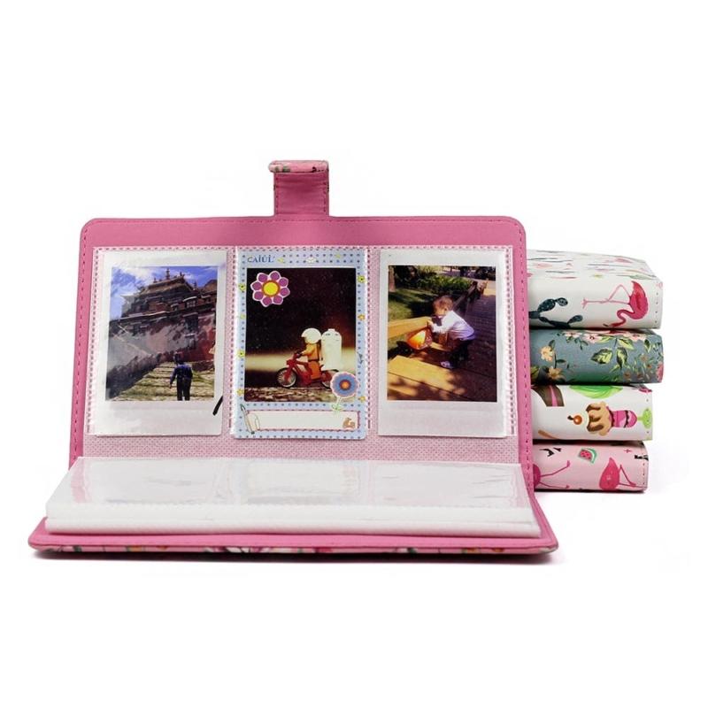 Caiul instax pocket album vintage rose pink instaxshop hu 08