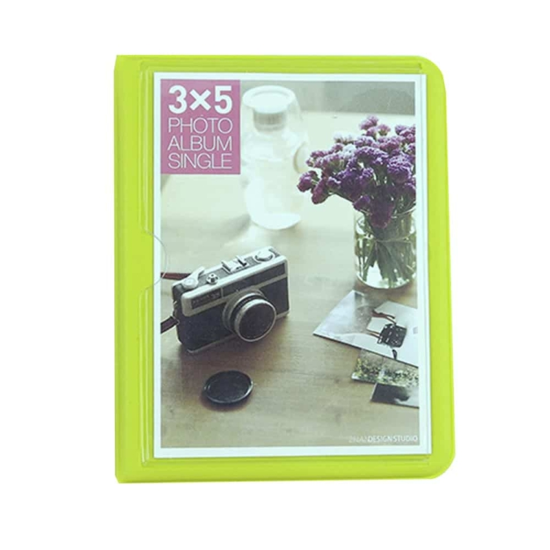 Caiul instax wide album lime