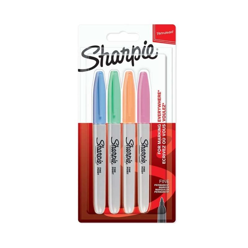 Sharpie pastel színes alkoholos marker filc készlet