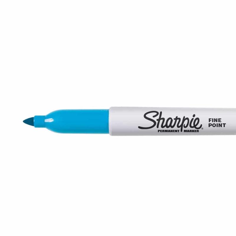 Sharpie fine színes alkoholos marker filc instax 03