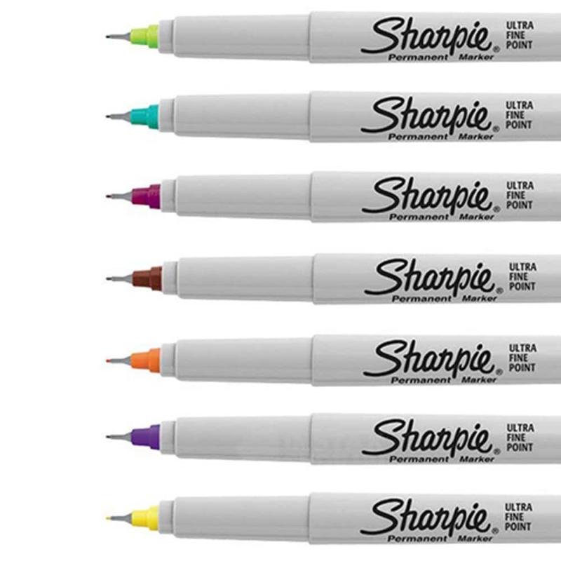 Sharpie ultra fine színes alkoholos filctoll 05