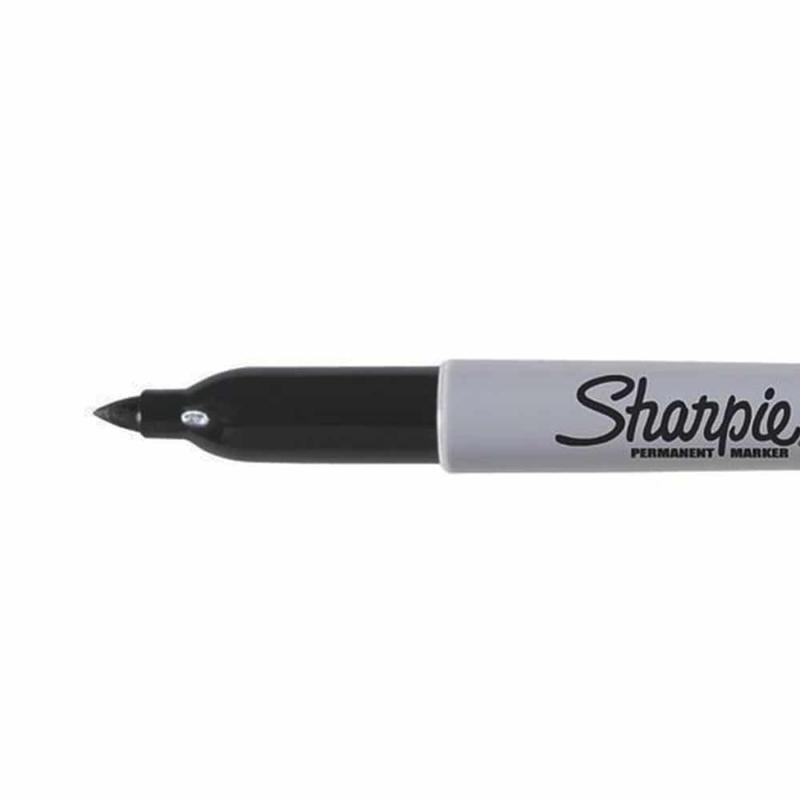 Sharpie fine permanent black alkoholos marker filc instaxshop03