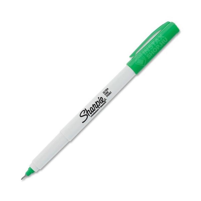 Sharpie ultra fine marker green instaxshop 03