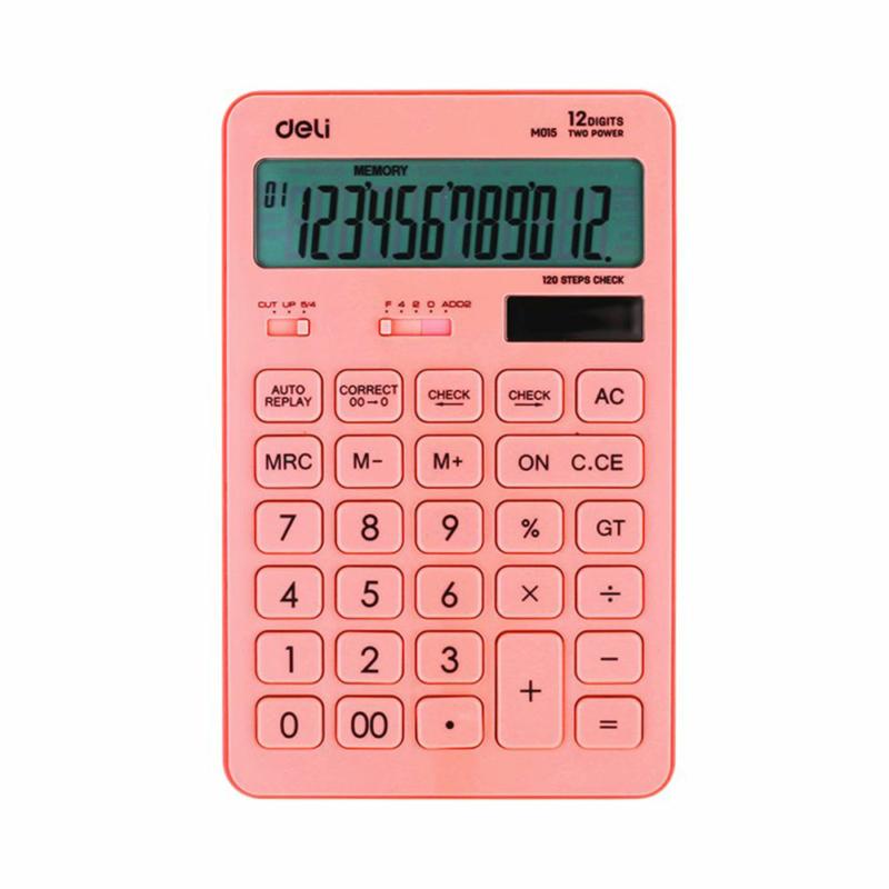 Deli touch asztali számológép 0332