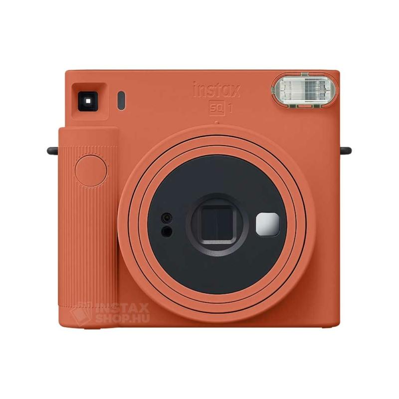 Fujifilm instax square sq1 instant fényképezőgép terracotta orange instaxshop 02
