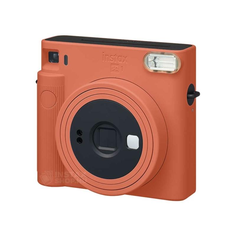 Fujifilm instax square sq1 instant fényképezőgép terracotta orange instaxshop 07
