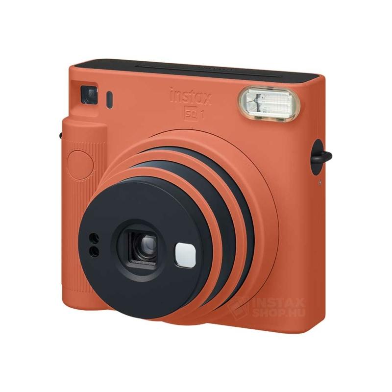 Fujifilm instax square sq1 instant fényképezőgép terracotta orange instaxshop 08