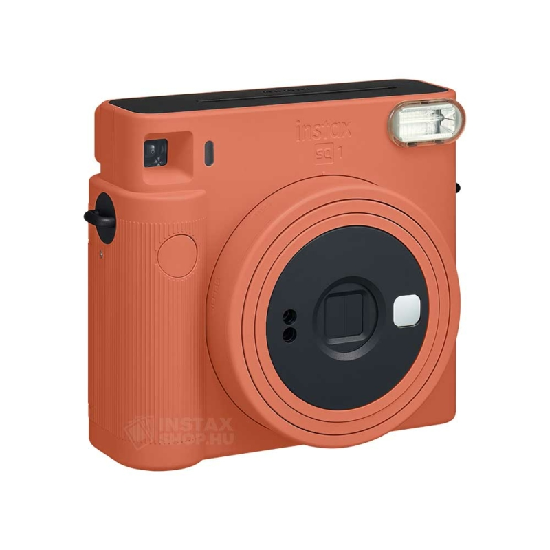 Fujifilm instax square sq1 instant fényképezőgép terracotta orange instaxshop 09