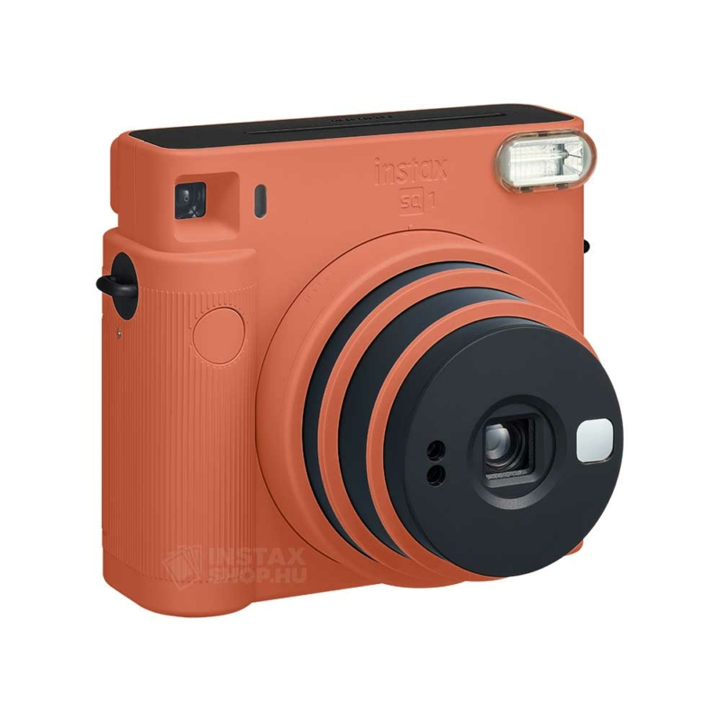 Fujifilm instax square sq1 instant fényképezőgép terracotta orange instaxshop 10