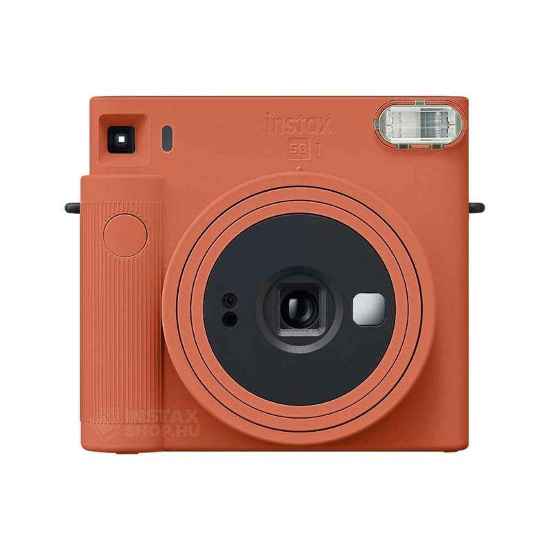 Fujifilm instax square sq1 instant fényképezőgép terracotta orange instaxshop 11