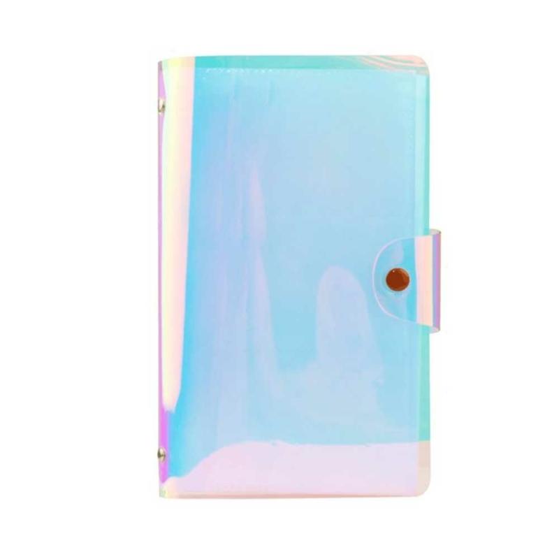 Instax mini transparent daisy holo tok