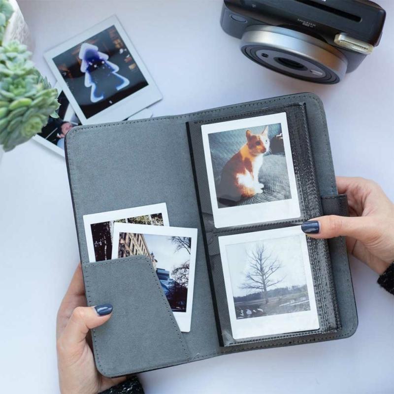 Fujifilm Instax SQUARE BLACK Album